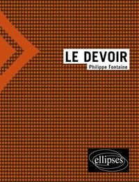 Philippe Fontaine - Le devoir.