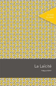 Philippe Foray - La laïcité.