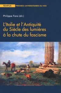 LItalie et lAntiquité du siècle des Lumières à la chute du fascisme.pdf