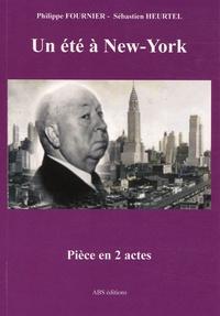 Philippe Fournier et Sébastien Heurtel - Un été à New York - Spellbound Script.