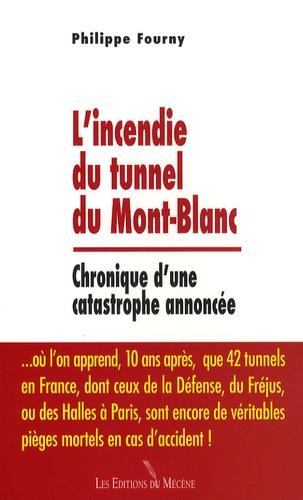 Tunnel Du Mont Blanc Incendie