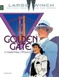 Philippe Francq et Jean Van Hamme - Largo Winch Tome 11 : Golden Gate.