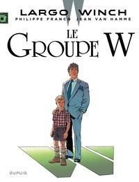 Philippe Francq et Jean Van Hamme - Largo Winch Tome 2 : Le groupe W.