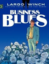 Philippe Francq et Jean Van Hamme - Largo Winch Tome 4 : Business Blues.