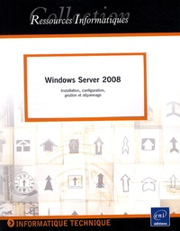 Openwetlab.it Windows Server 2008 - Installation, configuration, gestion et dépannage Image