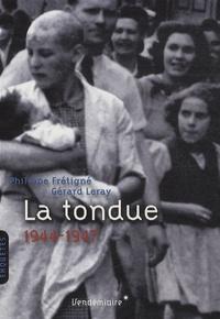 Satt2018.fr La tondue (1944-1947) Image