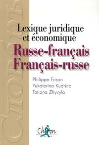 Russe - français / Français - russe - Lexique juridique et économique.pdf