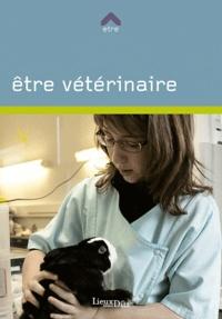 Philippe Fritsch et  Rose indélébile - Etre vétérinaire.