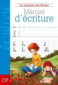 Philippe Gady et Raphaël Chollet - Manuel d'écriture CP.