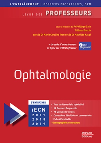 Ophtalmologie. Livre des professeurs