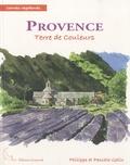 Philippe Gallo et Pascale Gallo - Provence - Terre de couleurs.