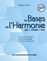 Philippe Ganter - Les bases de l'harmonie.