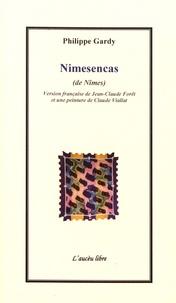 Philippe Gardy - Nimesencas.