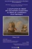 Philippe Garo - L'adaptation du droit des transports maritimes au droit du commerce électronique.