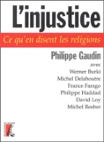 Philippe Gaudin et Werner Burki - L'Injustice.