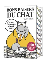 Philippe Geluck - Bons baisers du Chat.