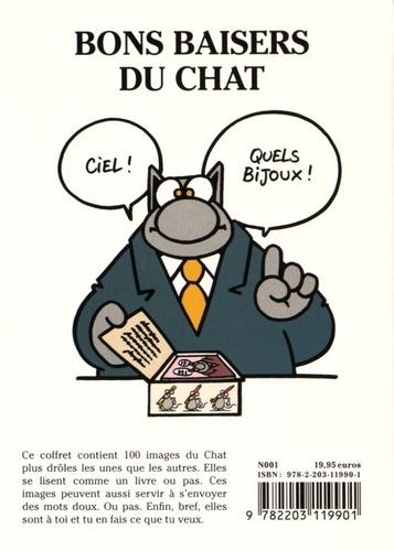Bons Baisers Du Chat De Philippe Geluck Livre Decitre