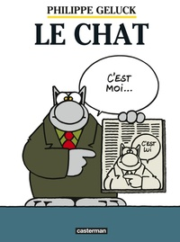 Philippe Geluck - Le Chat Tome 1 : .