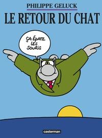 Philippe Geluck - Le Chat Tome 2 : Le retour du Chat.