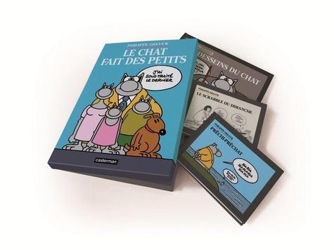 Le Chat Tome 20 Le Chat fait des petits. Coffret en 3 volumes