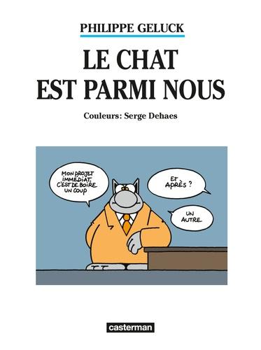 Le Chat Tome 23 Le Chat est parmi nous