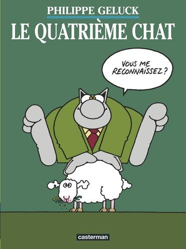 Philippe Geluck - Le Chat Tome 4 : Le quatrième Chat.