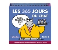 Philippe Geluck - Les 365 jours du Chat - Tome 2.