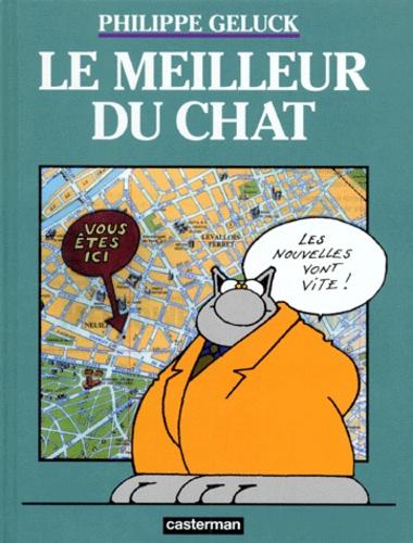 Philippe Geluck - Les Best of du Chat Tome 1 : Le meilleur du Chat.