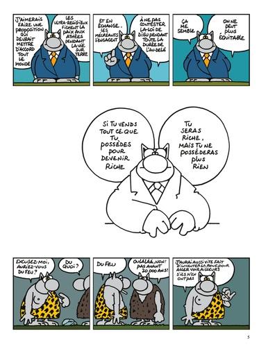 Les Best of du Chat Tome 6 Le Chat pète le feu