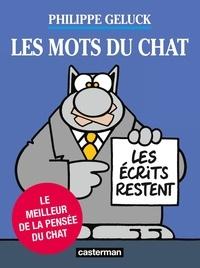 Philippe Geluck - Les mots du Chat.