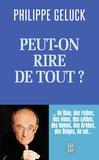 Philippe Geluck - Peut-on rire de tout ?.