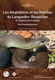 Philippe Geniez et Marc Cheylan - Les amphibiens et les reptiles du Languedoc-Roussillon et régions limitrophes - Atlas biogéographique.