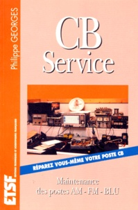Philippe Georges - CB Service.