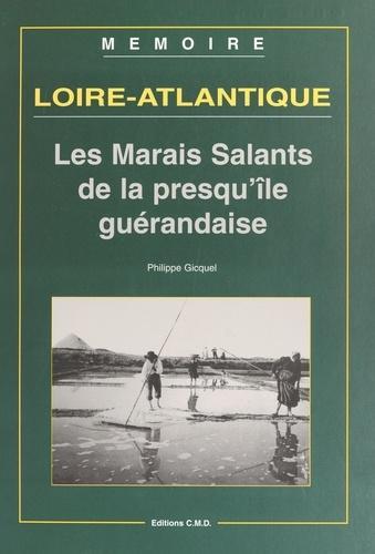 Loire-Atlantique (2) : Les marais salants de la presqu'île guérandaise