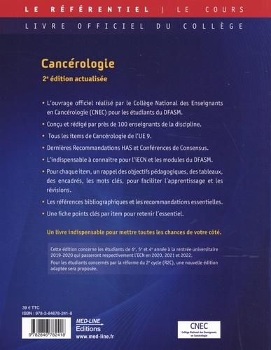 Cancérologie 2e édition