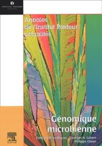 Philippe Glaser et  Collectif - Génomique microbienne.