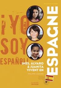 Philippe Godard - Inès, Alvaro et Juanita vivent en Espagne.