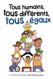 Philippe Godard et Claire Merleau-Ponty - Tous humains, tous différents, tous égaux.