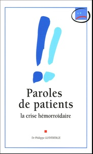 Paroles de patients - La crise hémorroïdaire.pdf