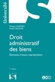 Philippe Godfrin et Michel Degoffe - Droit administratif des biens. Domaine, travaux, expropriation.