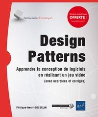 Design patterns - Apprendre la conception de logiciels en réalisant un jeu video.pdf