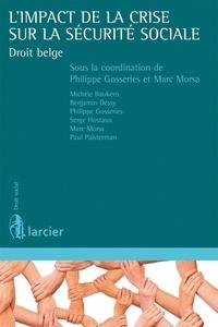 Limpact de la crise sur la sécurité sociale - Droit belge.pdf