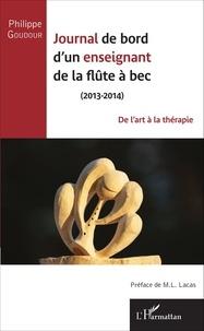 Journal de bord dun enseignant de la flûte à bec (2013-2014) - De lart à la thérapie.pdf