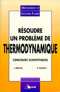 Corridashivernales.be RESOUDRE UN PROBLEME DE THERMODYNAMIQUE. Concours scientifiques Image