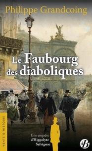 Livres à télécharger sur ipod Une enquête d'Hippolyte Salvignac en francais par Philippe Grandcoing ePub PDF 9782812931901