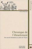 Philippe Grasset - Chronique de l'ébranlement - Des tours de Manhattan aux jardins de l'Elysée.