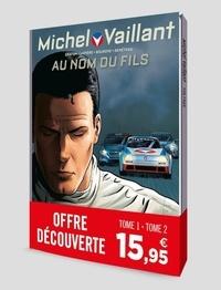 Philippe Graton et Denis Lapière - Michel Vaillant : Nouvelle Saison Tome 2 : Voltage - Avec Tome 1 : Au nom du fils offert.