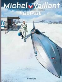 Philippe Graton et Denis Lapière - Michel Vaillant : Nouvelle Saison Tome 2 : Voltage.