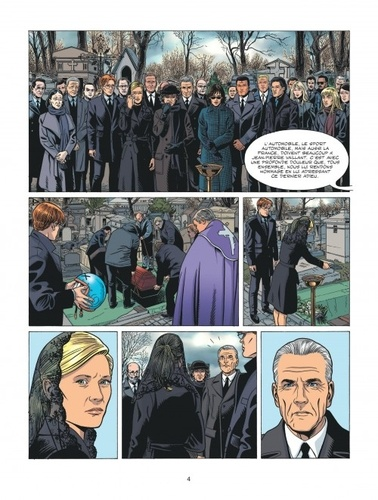 Michel Vaillant : Nouvelle Saison Tome 6 Rébellion