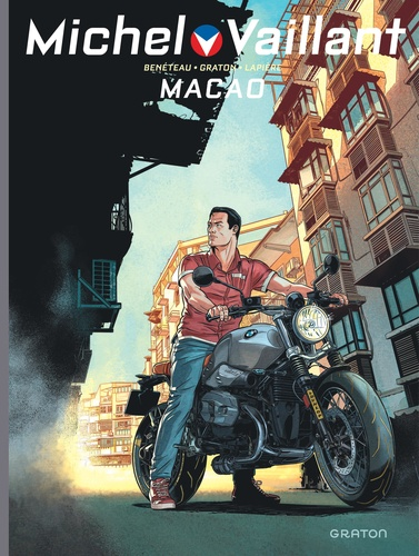 Michel Vaillant : Nouvelle Saison Tome 7 Macao